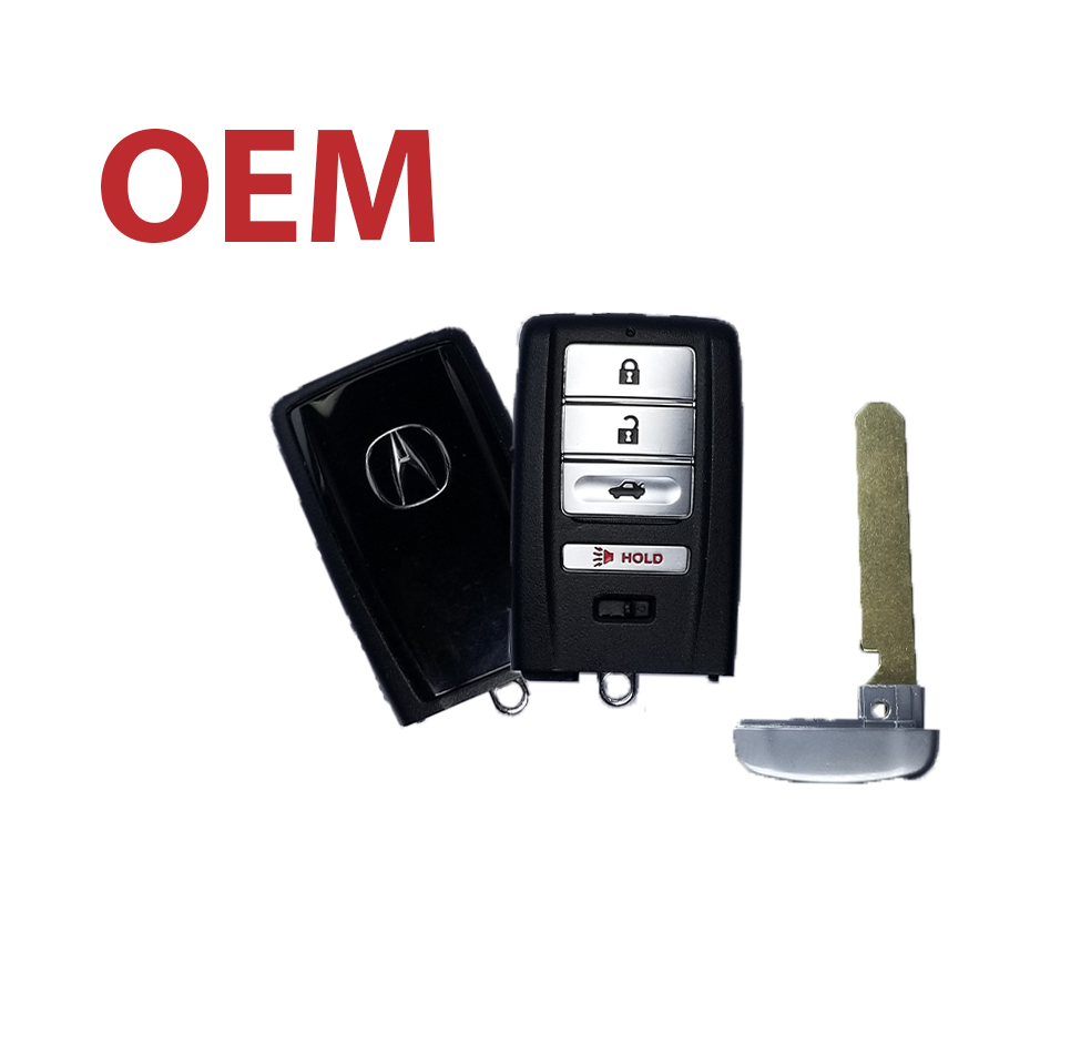 Acura 2015-2017 ILX,RLX,TLX Smart Key 4B Trunk KR5V1X